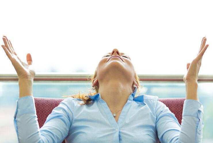 Психология: релаксация - бесплатные статьи по психологии в доме солнца