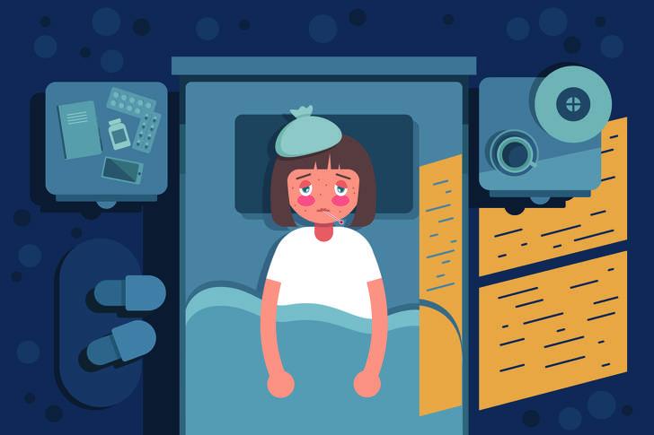Утомляемость может быть признаком болезни