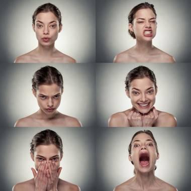 Реакция мужчины на игнорирование женщины