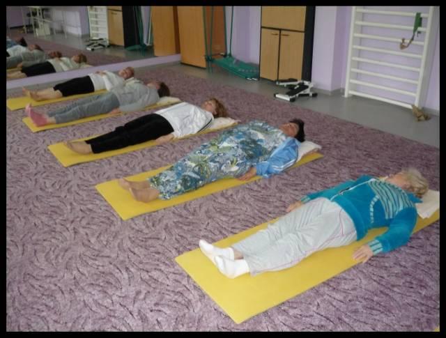Упражнения для релаксации и снятия эмоционального и мышечного напряжения
