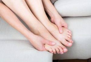 Покалывание в руках и ногах как иголки