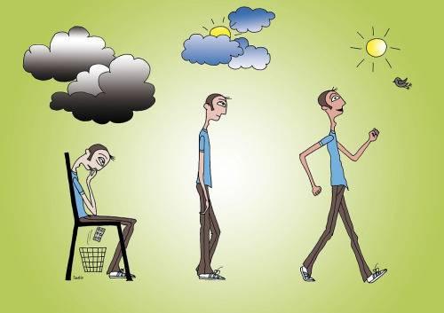 Психология: спонтанный выход - бесплатные статьи по психологии в доме солнца