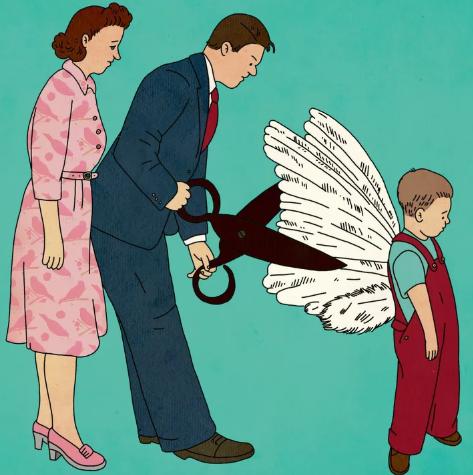 Есть проблема: как чрезмерная забота может разрушить отношения?