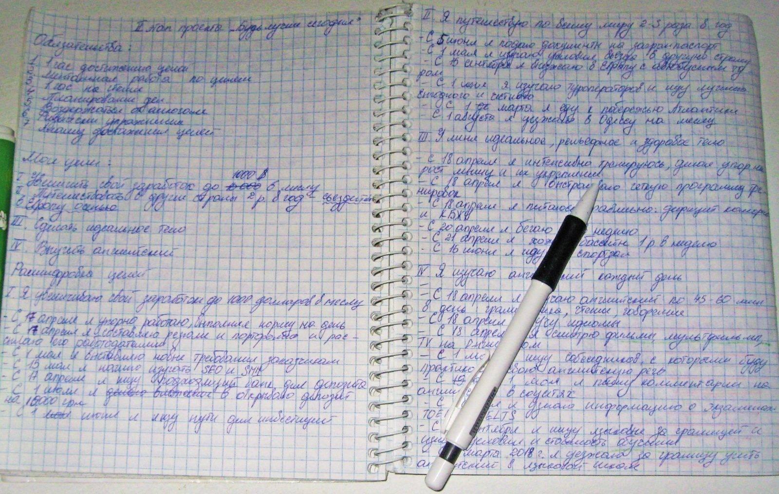 Как правильно ставить цели и использовать время