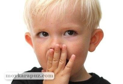 Тревожный тип характера ребенка - психологический тест для детей