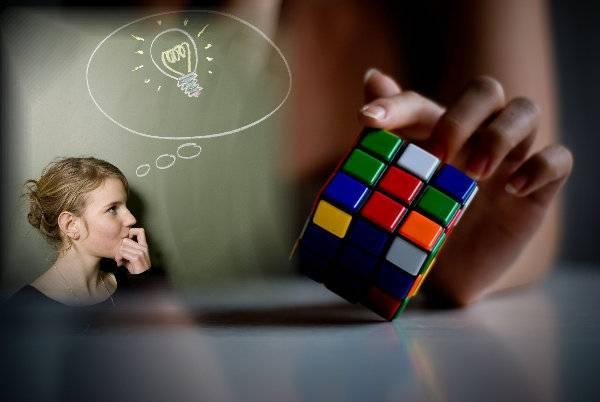 Логическое мышление - развитие логики